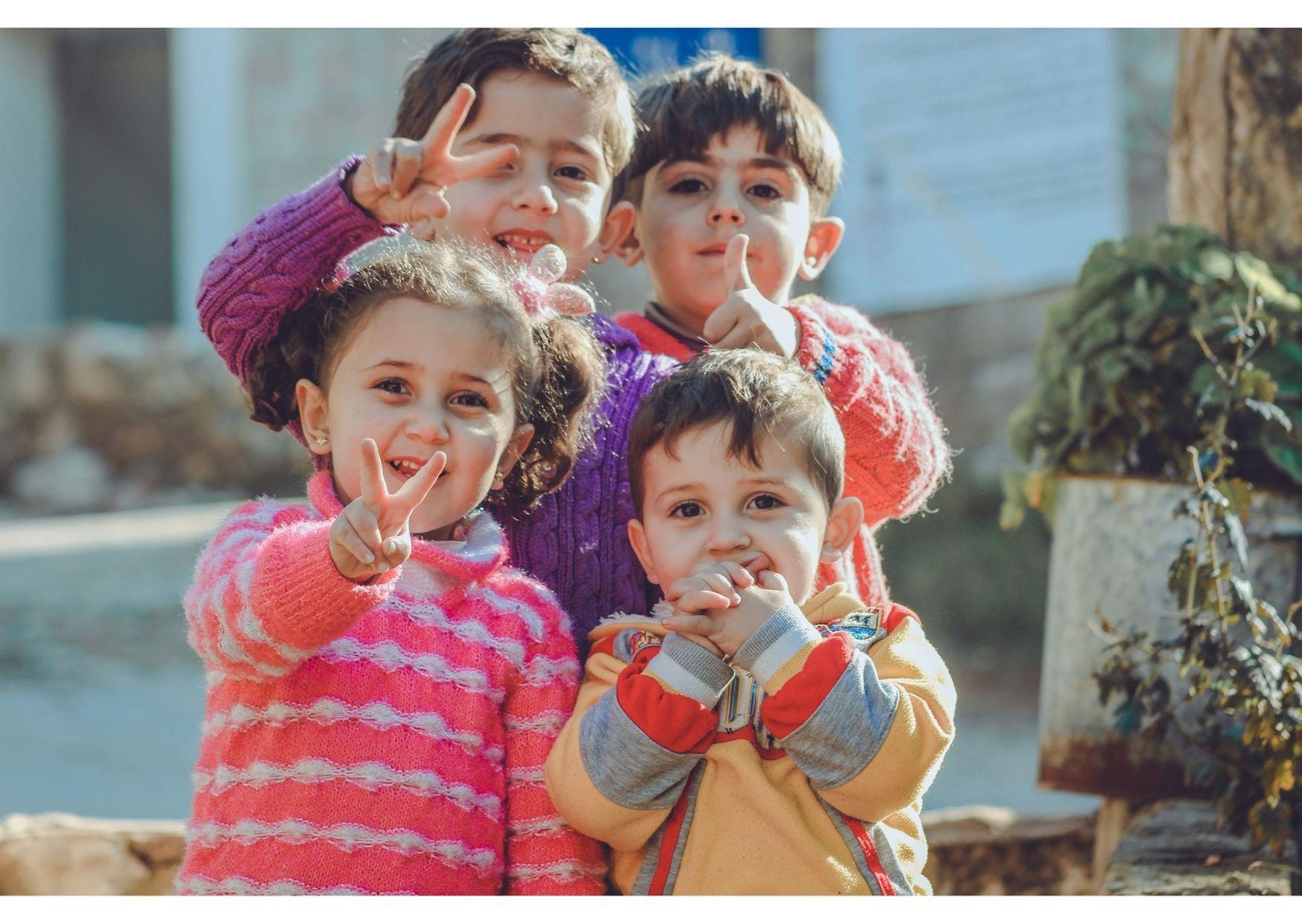 poza copii din banner